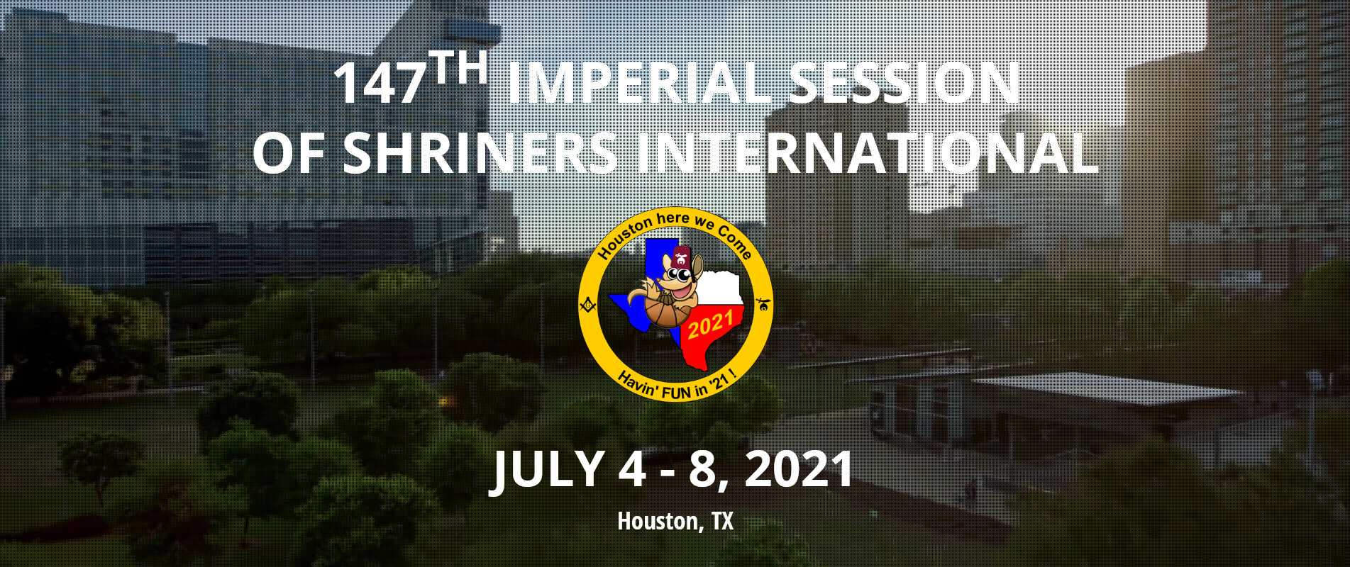 SHRINERS IMPERIAL SESSION